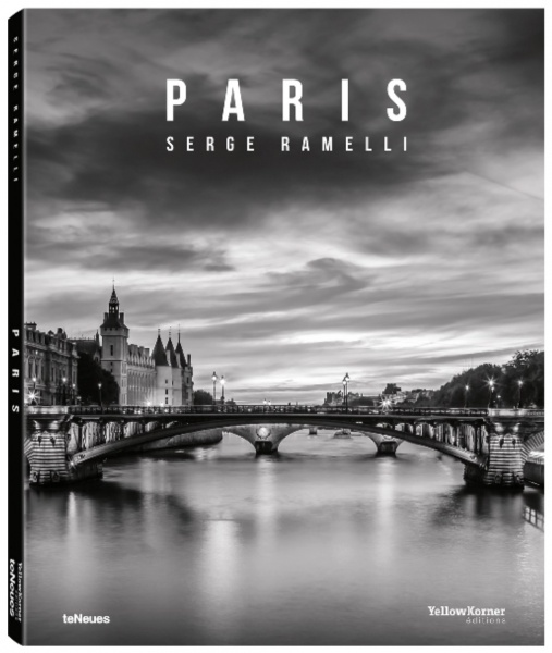 Paris, Serge Ramelli (Flexicover Edition)