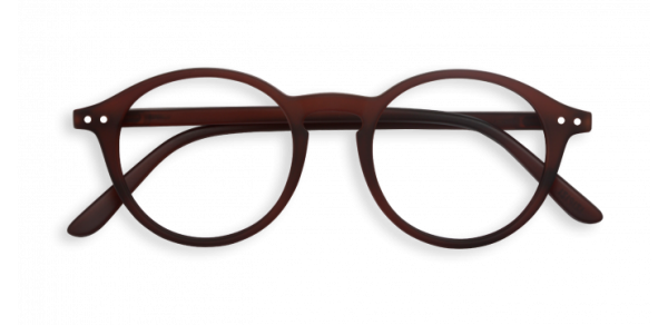 IZIPIZI Lesebrille Screen #D, Dark Wood