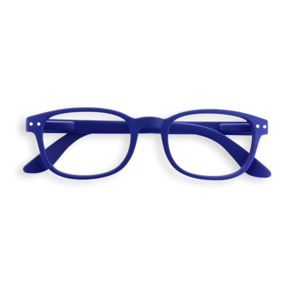 IZIPIZI Lesebrille #B, Navy Blue