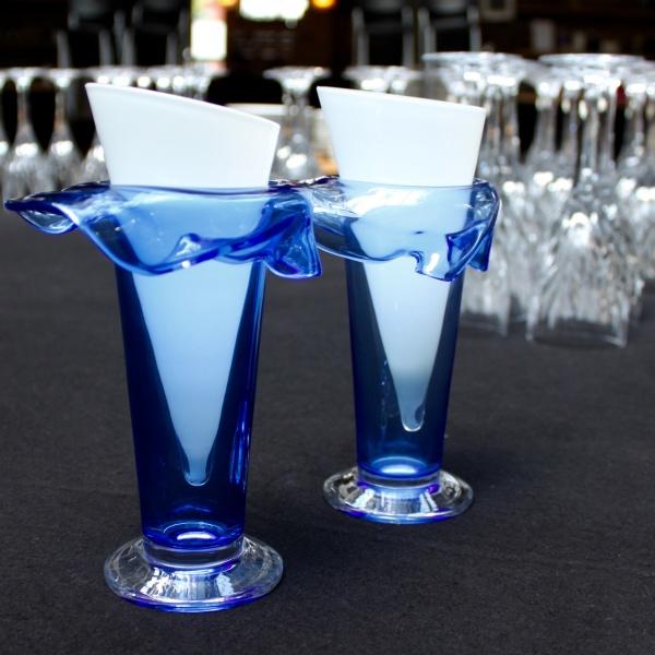 """Gläser """"Laura"""" Driade by Borek Sipek"""
