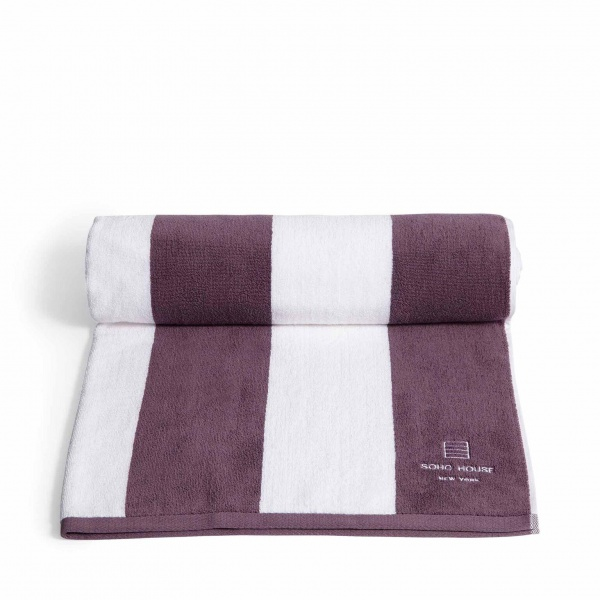 House Pool Towel, New York
