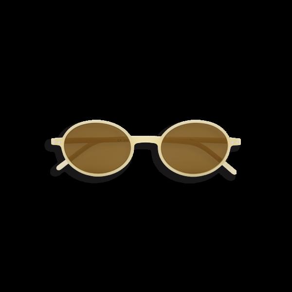Sonnenbrille Slim Cream