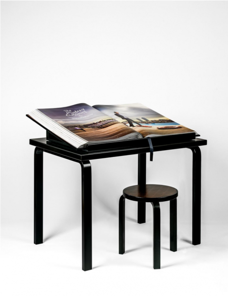 Design Hotels XXL inkl. Tisch und Hocker, Artek