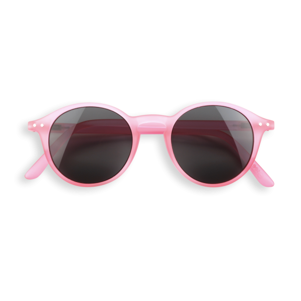 Sonnenbrille #D, Jelly Pink Soft