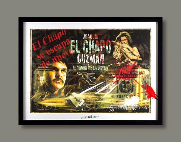 Tos Kostermans, El Chapo