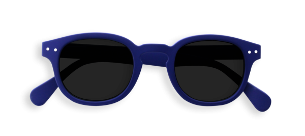 Sonnenbrille #C Navy Blue Soft