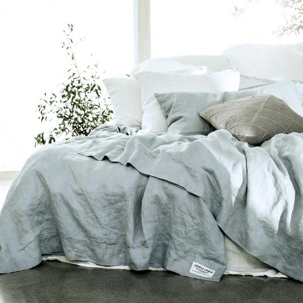 Bettdeckenbezug, Lovely Linen® 135x200cm