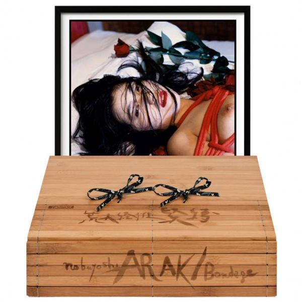 Nobyoshi Araki, Bondage -Limited Edition-mit Photographie