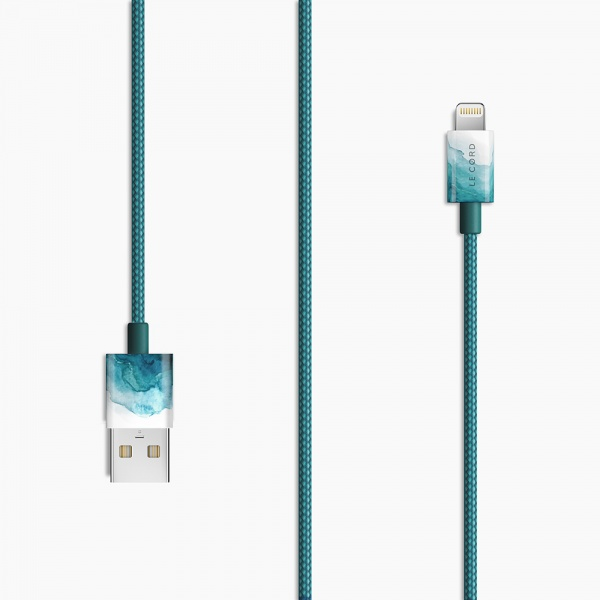 Ladekabel Aquarells Aqua,1,2 m