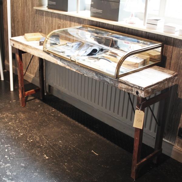 Konsole vintage Holz