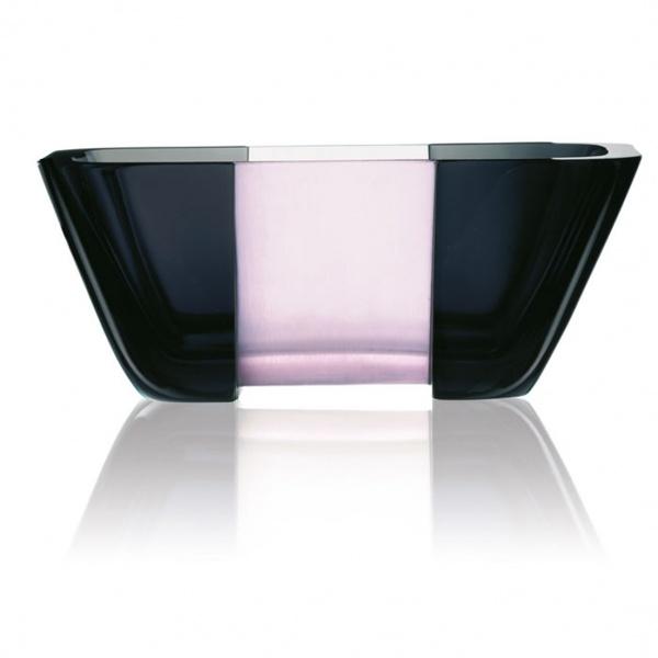 Limousine Schale grau rosa, SALVIATI