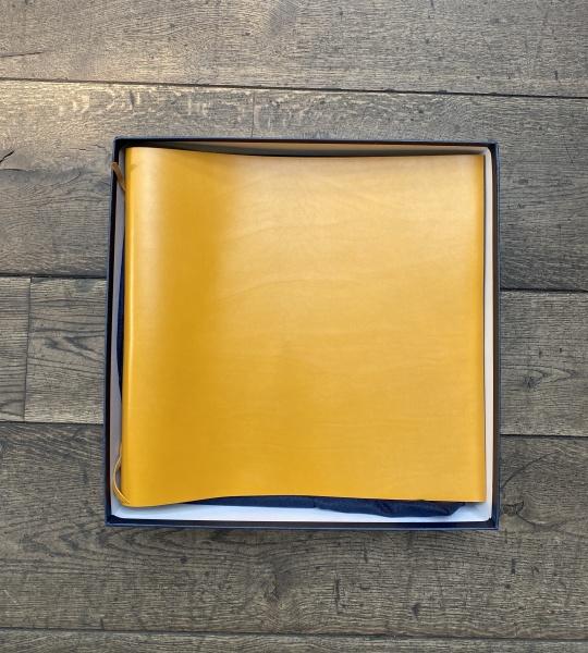 Rabitti 1969 Fotobuch Small Leder yellow