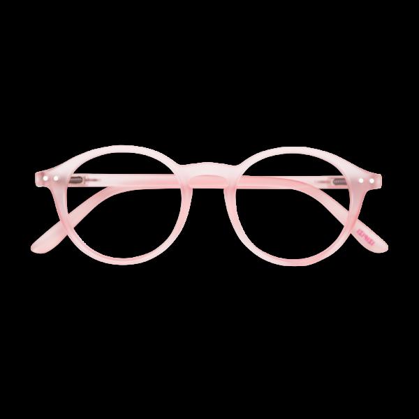 IZIPIZI Lesebrille #D, Pink Halo