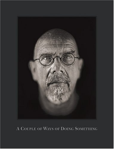 Chuck Close - Couple of Ways