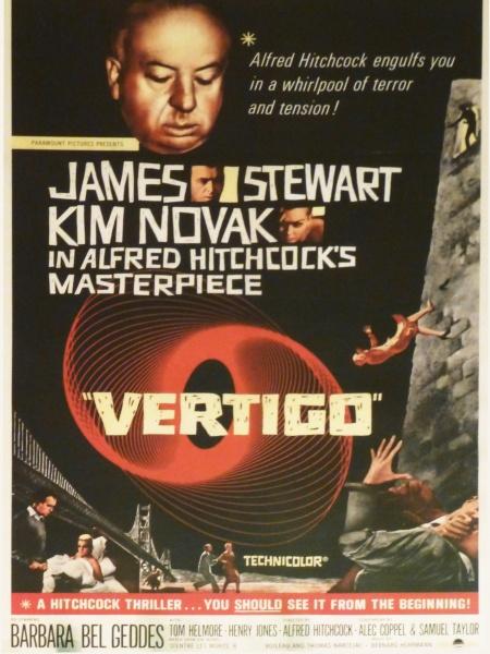 Filmplakat - Vertigo