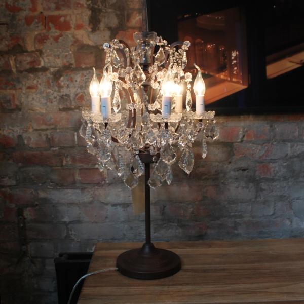 Tischlampe Antik