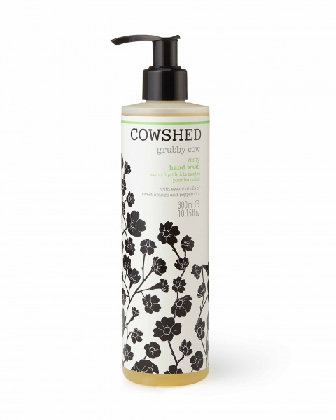 Grubby Cow Zesty Hand Wash, 300ml