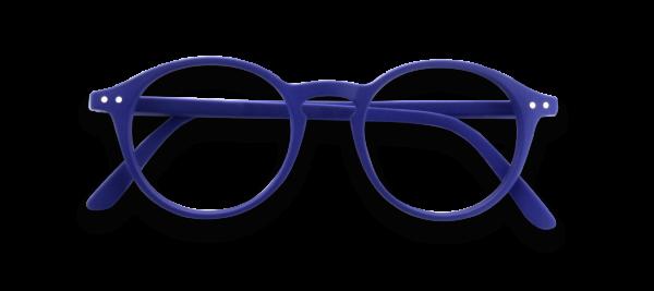 IZIPIZI Lesebrille #D, Navy Blue
