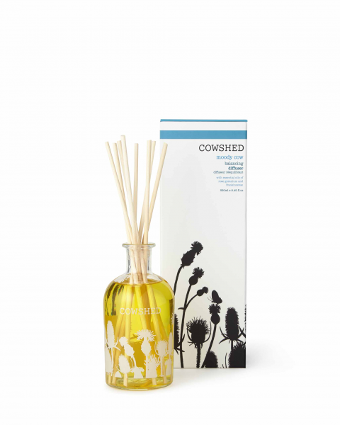 Moody Cow Diffuser 250ml COWSHED