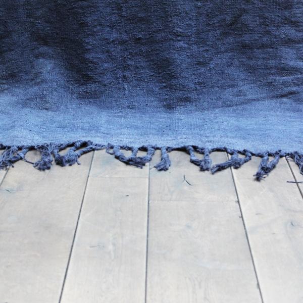 Teppich x-large, blau