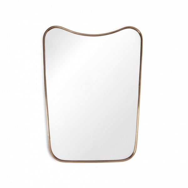 Copper Spiegel klein, SOHOHOME