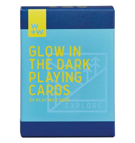 Glow in the Dark Spielkarten WAW012
