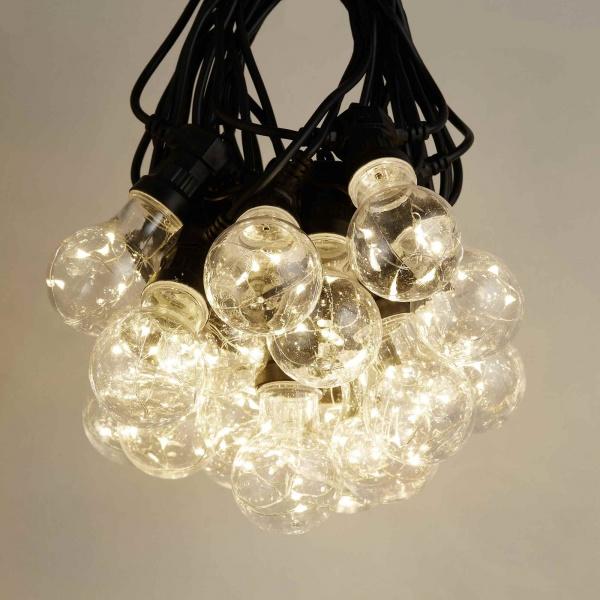 Lichterkette 20 Glühbirnen