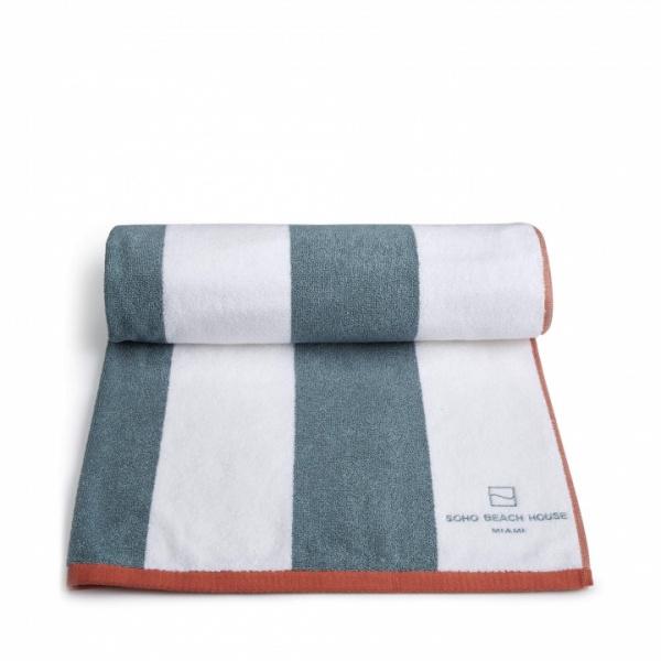 House Pool Towel, Miami