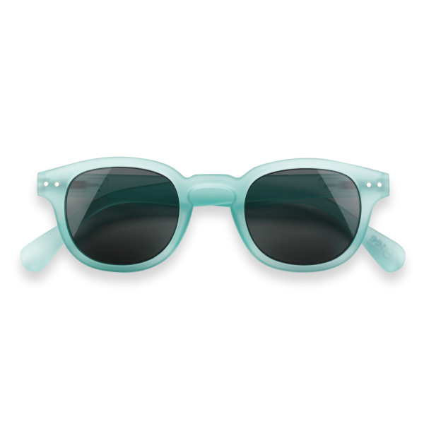 Sonnenbrille #C, jelly green soft