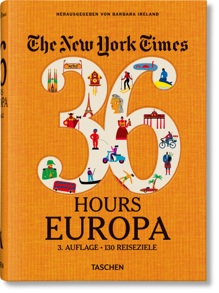 The New York Times,36 Hours Europe,3.Auflage