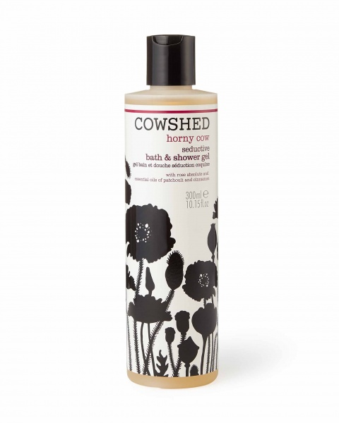 Horny Cow Seductive Bath & Shower Gel, 300ml