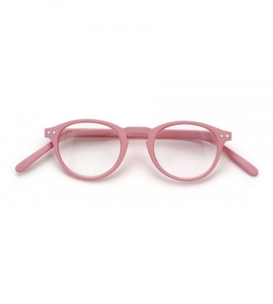 IZIPIZI Lesebrille #A, Pastel Pink