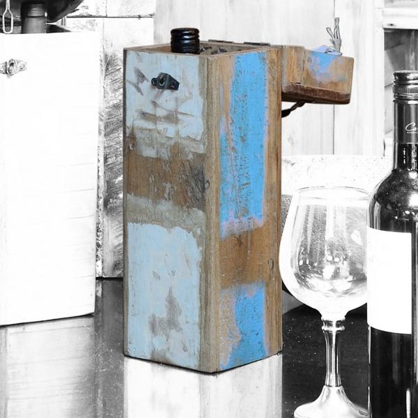Handbemalte Weinbox 1er