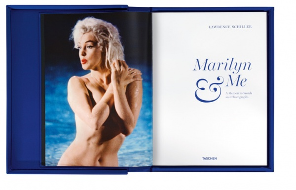 Lawrence Schiller, Marilyn and me - Limited Edition-