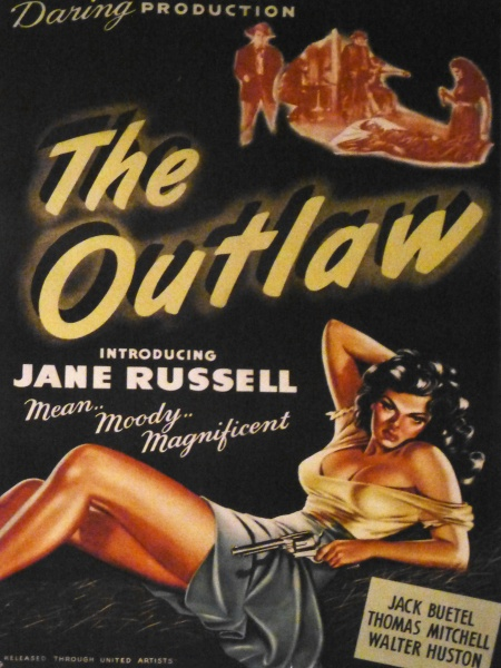 Filmplakat - The Outlaw