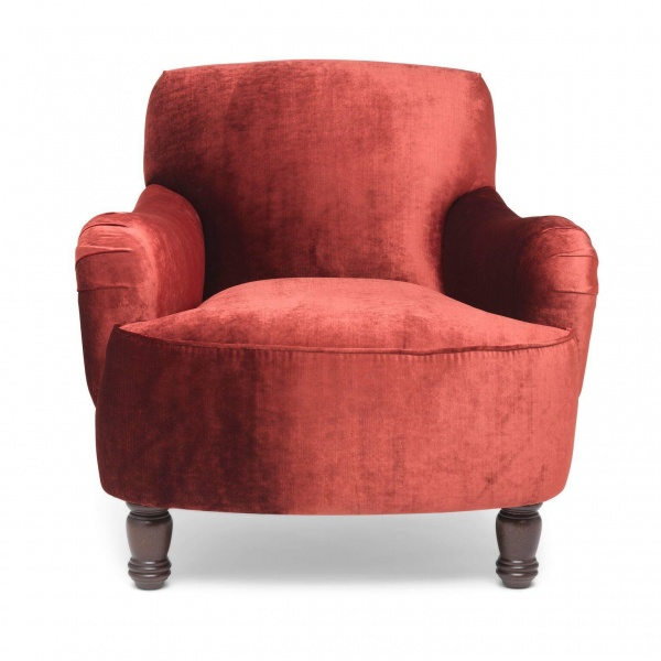 Podge Sessel Velvet Rouge, SOHOHOME