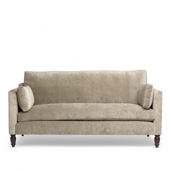 Alice Sofa Velvet Grey, SOHOHOME