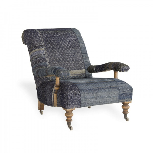 Lounging Chair Ralph Lauren Home (79x106x82cm)
