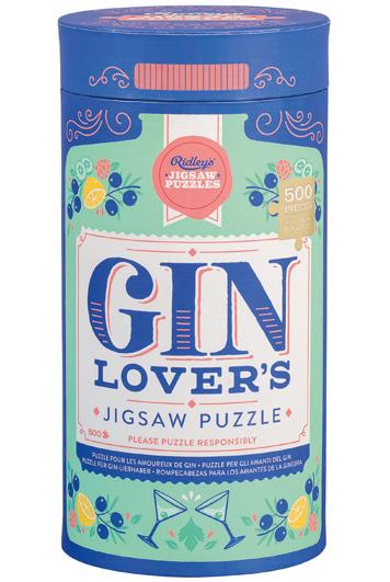 Gin Lovers 500 Teile JIG040