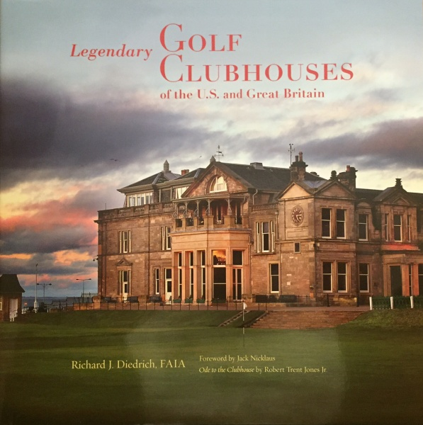 Golf Clubhouses U.S. and Great Britain