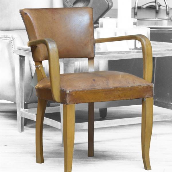 Bridge Chair 30er Jahre -original-