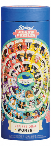 Inspirational Women Puzzle 1000 Teile JIG046