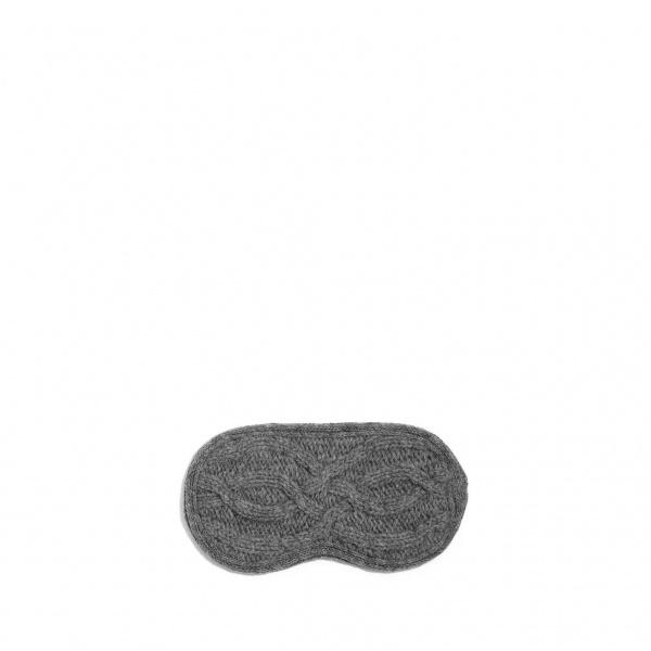 Harrison Schlafmaske, Grey Marl