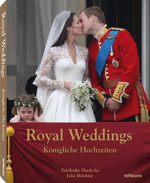 Royal Weddings / Königliche Hochzeiten, 2. Edition
