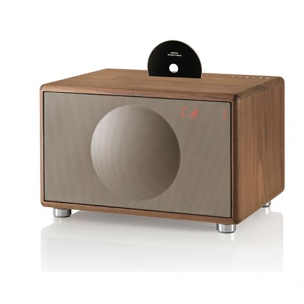 Sound System Model L walnut, wireless, DAB+
