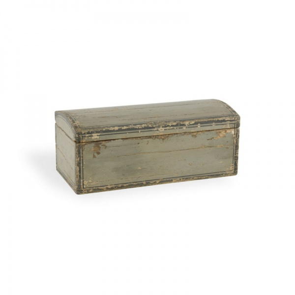 DomeTop Box Ralph Lauren Home - shabby grey