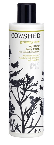 Grumpy Cow Uplifting Body Lotion, 300 ml