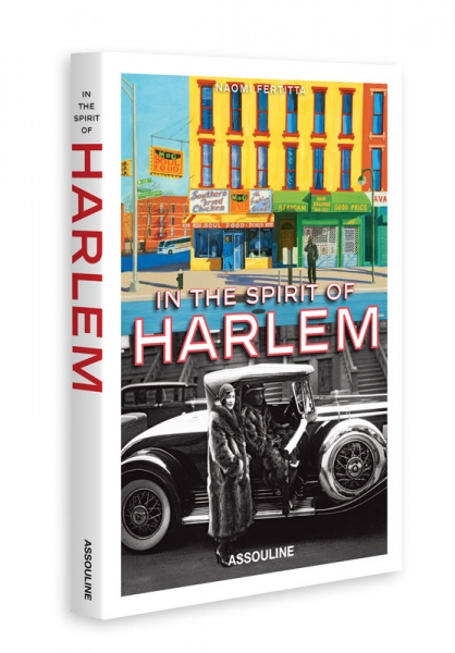 In the Spirit of Harlem by Naomi Fertitta