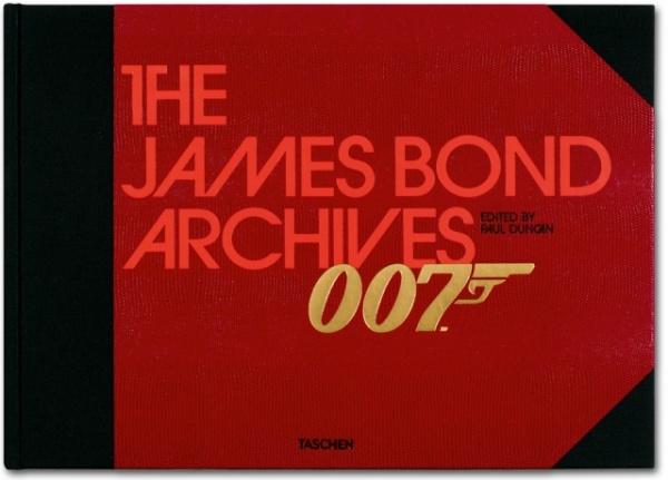 The James Bond Archives 007