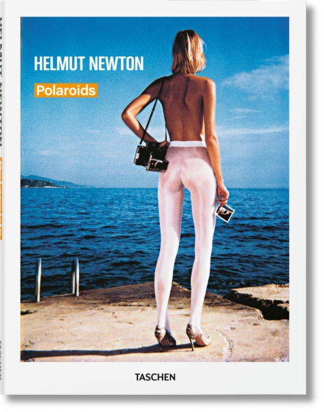 Helmuth Newton - Polaroid